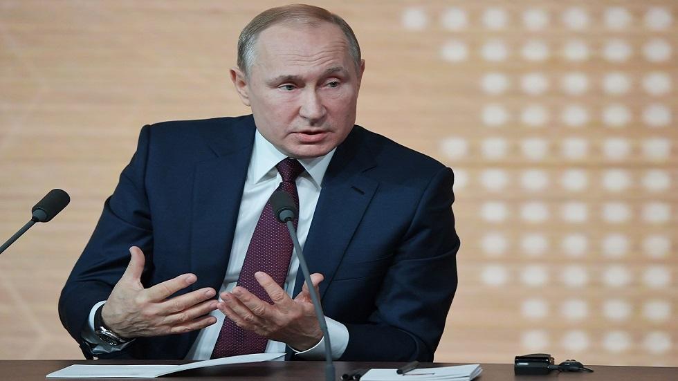 بوتين: مخطئ من يعتقد أن روسيا ما زالت تعيش على تركة الاتحاد السوفيتي الاقتصادية