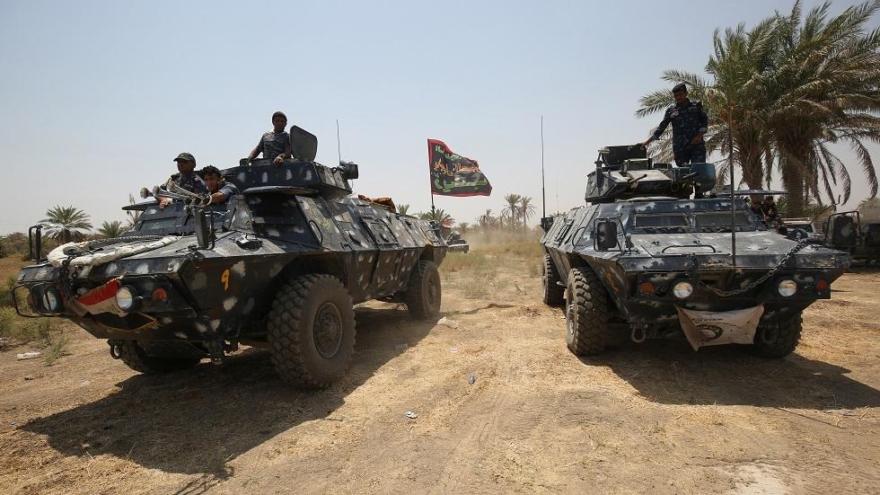 قوات الأمن العراقية - أرشيف