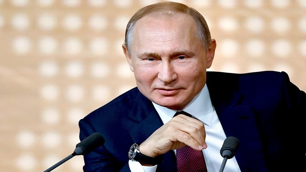 بوتين: نريد نوعا من