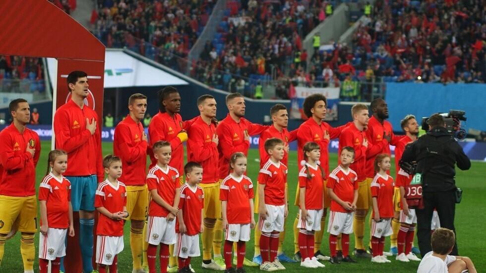 بلجيكا تحصد لقب منتخب العام من