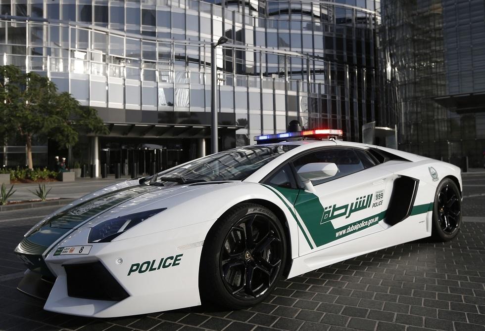 شرطة دبي -أرشيف-