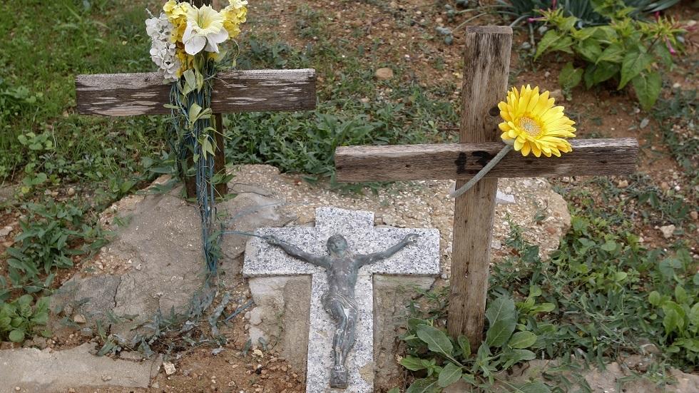 مقبرة في صقلية - أرشيف