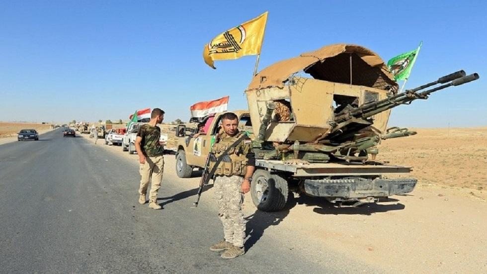 الحشد الشعبي العراقي - أرشيف