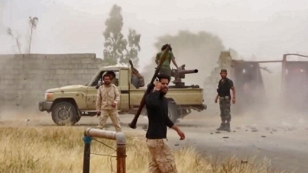 سيناريوهات التدخل العسكري التركي في ليبيا