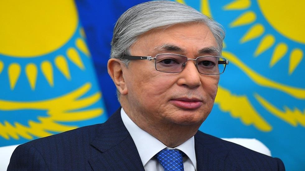 رئيس كازاخستان قاسم جومارت توكايف