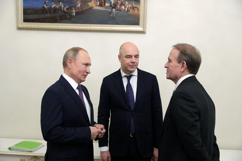 بوتين: روسيا متمسكة بإبرام اتفاق الغاز مع أوكرانيا