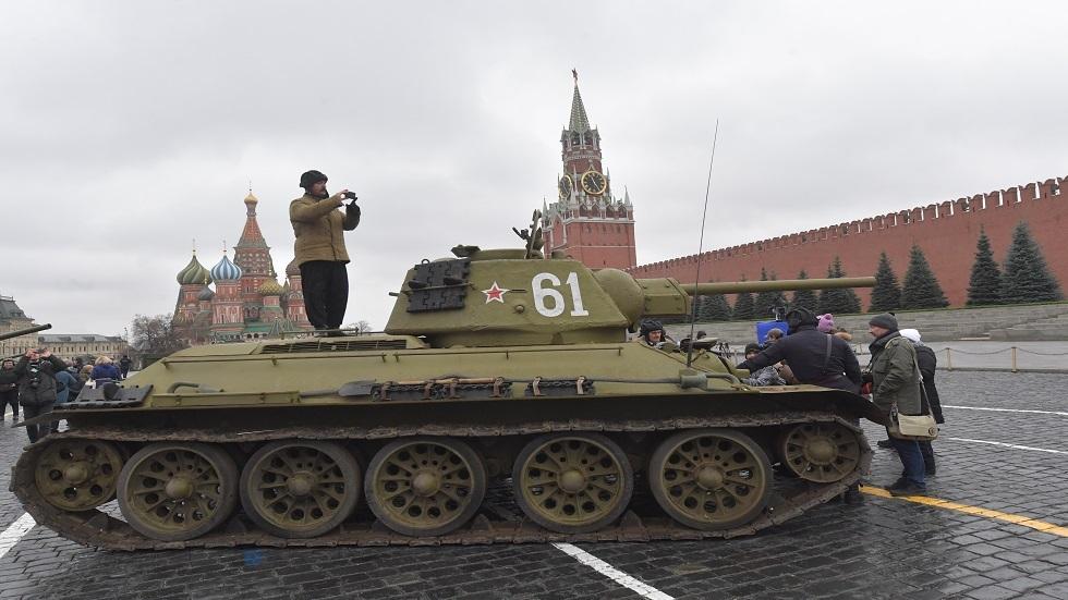 80 عاما على إطلاق أول دبابة
