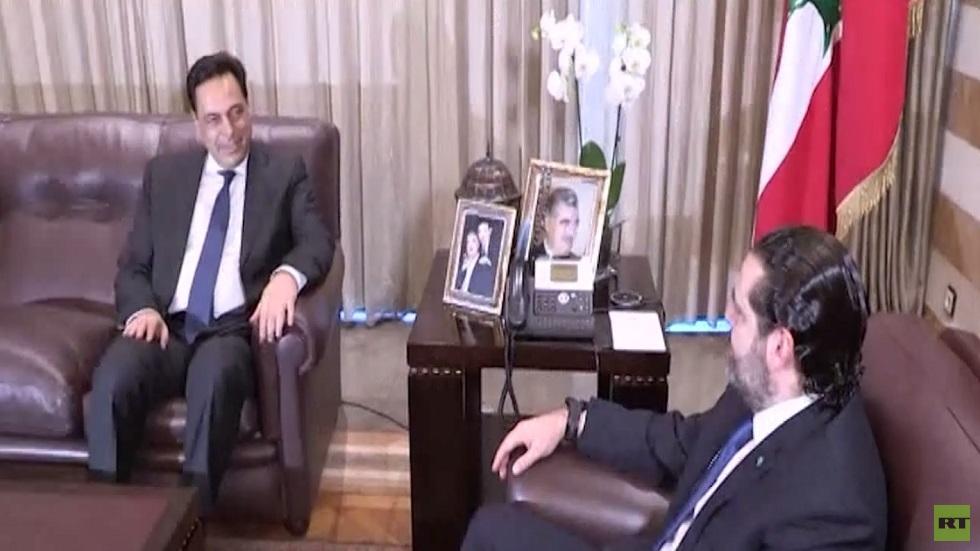 الحكومة اللبنانية.. الجهود والوساطات