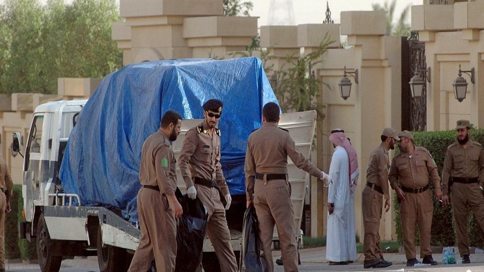 قوات الأمن السعودي - أرشيف