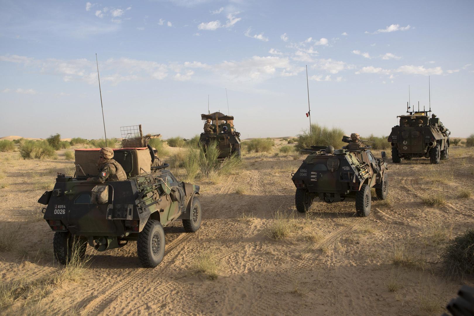 دورية للقوات الفرنسية في مالي (صورة أرشيفية)