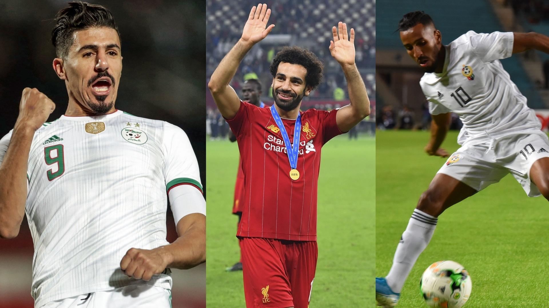 النجوم العرب يسيطرون على الجوائز الفردية في كأس العالم للأندية