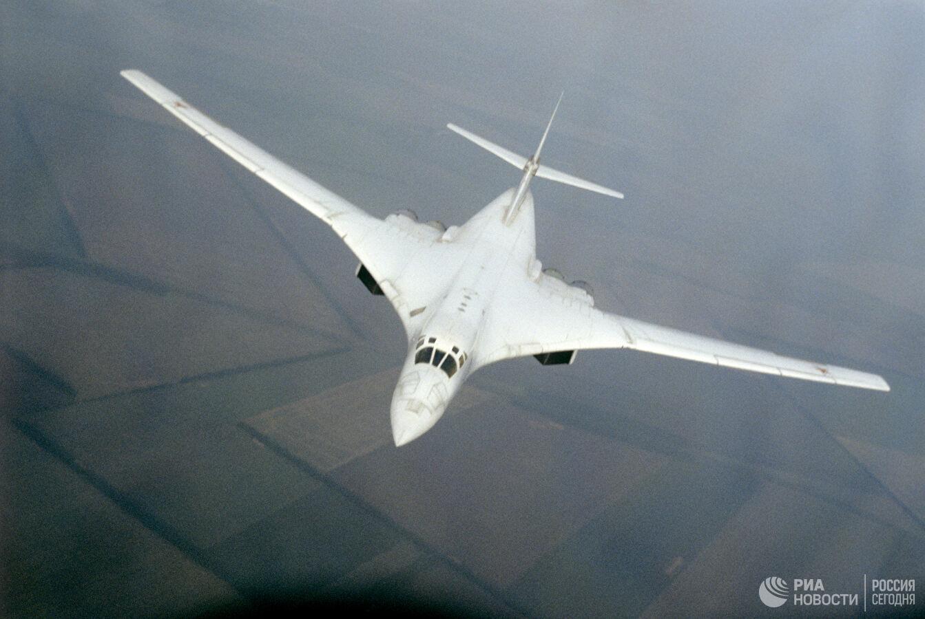 قاذفة القنابل الاستراتيجية الروسية