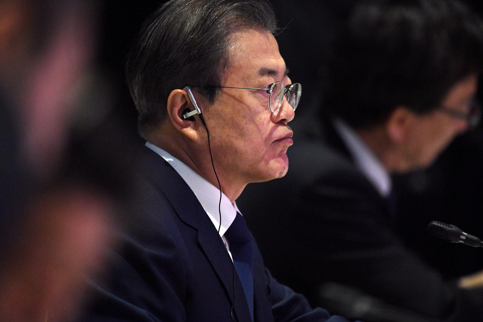 رئيس كوريا الجنوبية: توقف المحادثات مع واشنطن غير مفيد لكوريا الشمالية