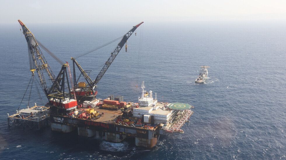 إسرائيل واليونان وقبرص بصدد إبرام اتفاق على مشروع خط أنابيب للغاز إلى أوروبا