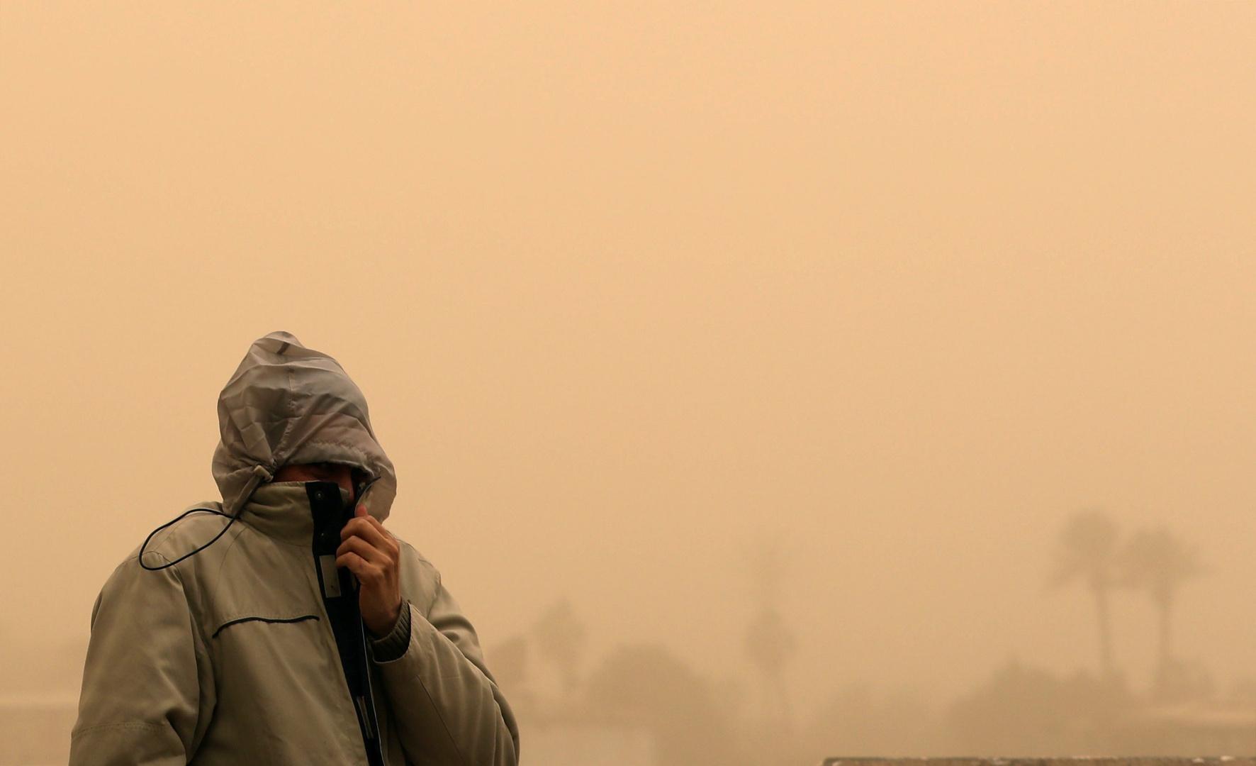 تحذيرات من الطقس في مصر