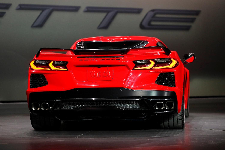 Corvette الجديدة تسجل رقما قياسيا في عالم السرعة