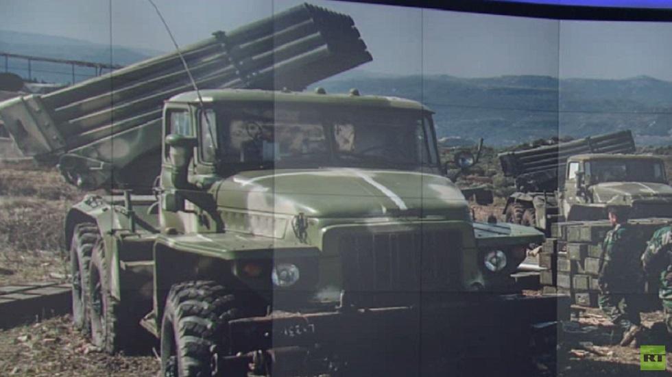 الجيش السوري يستعيد بلدة جرجناز بريف إدلب