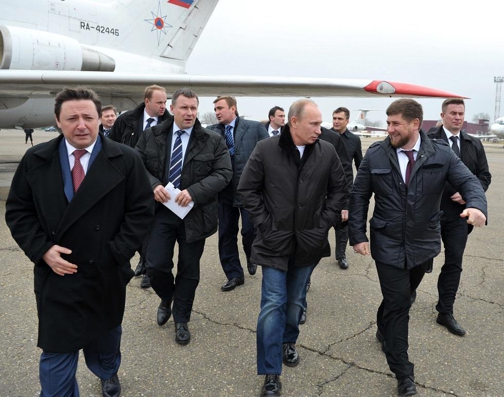 قديروف: بوتين طلب مني مرات عدة عدم