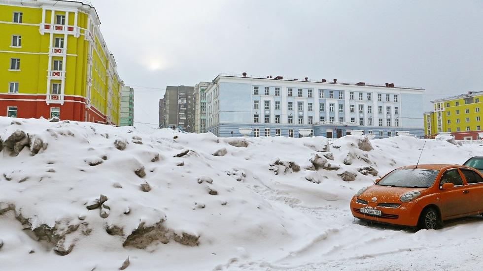 أبرد المدن الروسية تتصدر تصنيف الأكثر تشاؤما