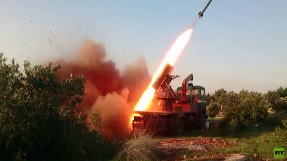الجيش السوري يتقدم باتجاه معرة النعمان