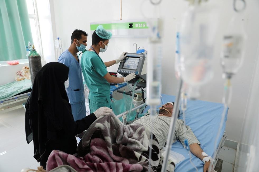 الحوثيون: حصيلة ضحايا قصف سوق صعدة 17 قتيلا