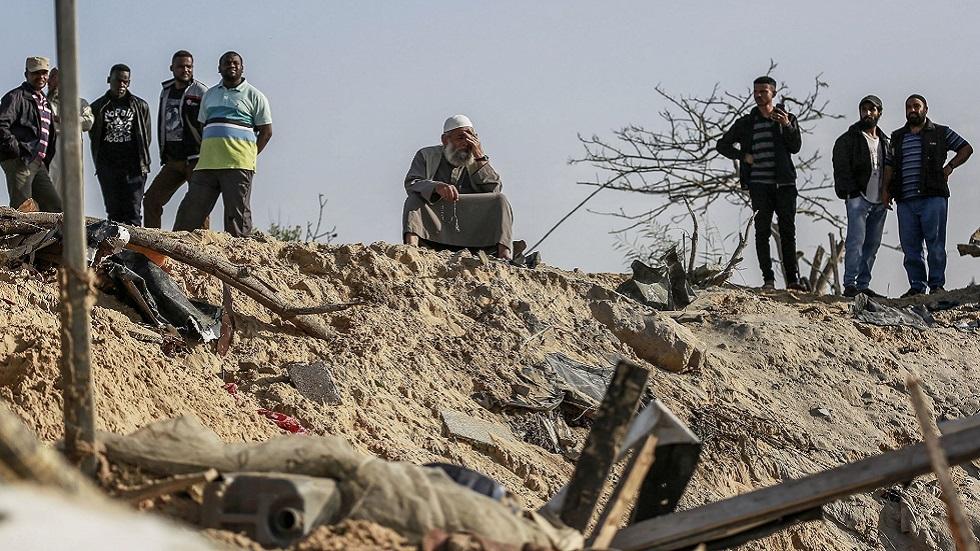الجيش الإسرائيلي يقر بخطأ أدى لمقتل عائلة فلسطينية في غزة