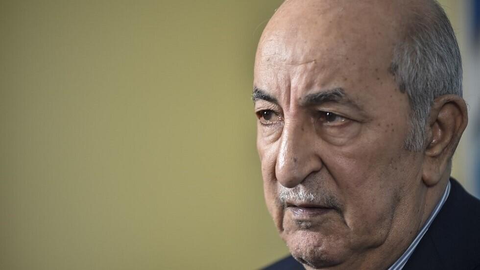الرئيس الجزائري يكلف عبد العزيز جراد بتشكيل الحكومة الجديدة