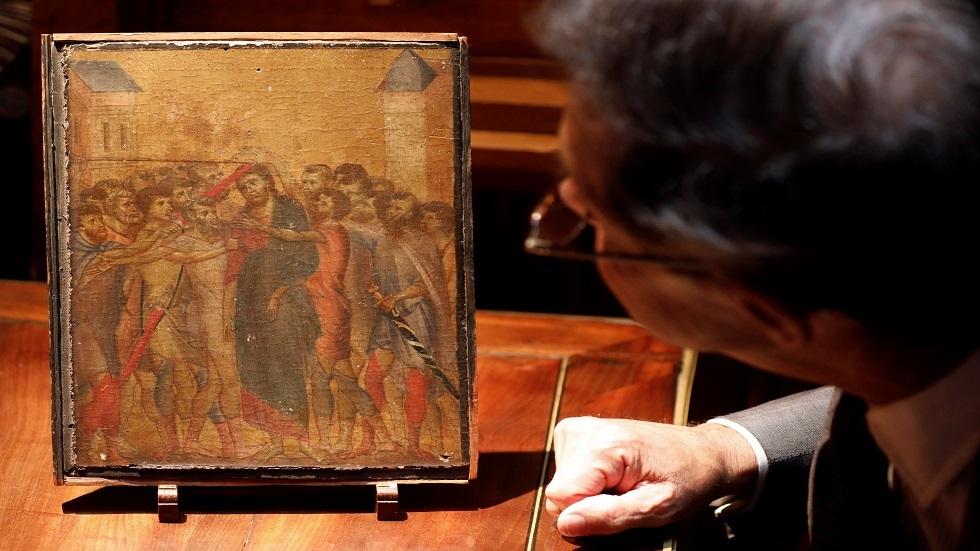 لوحة Christ Mock