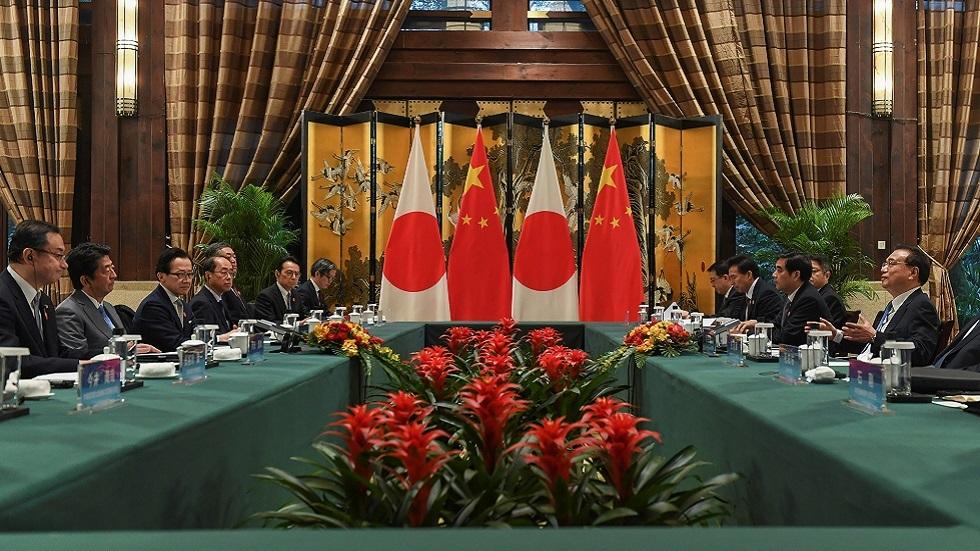 اليابان تطرح شرطا على الصين لتحسين العلاقات