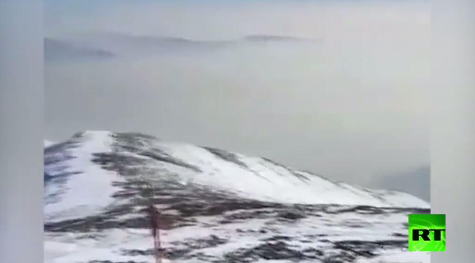 طهران تشهد مستوى قياسيا في تلوث الهواء
