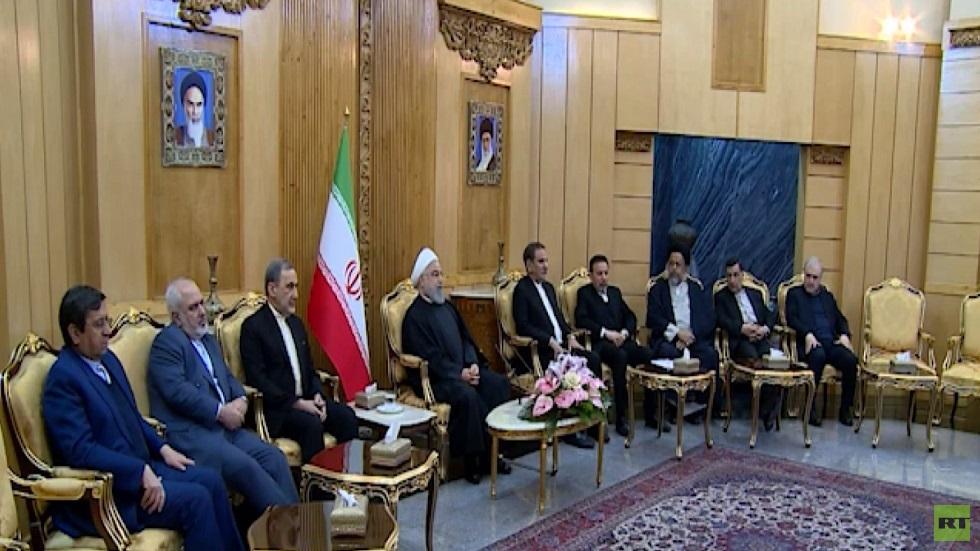 روحاني: طريق المفاوضات مع 5+1 ليس مسدودا