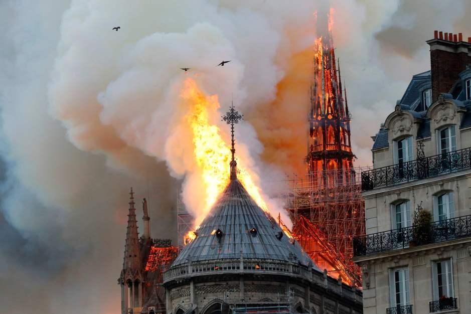 صور عالمية تختصر عقدا من الاضطرابات المفجعة والأحداث المثيرة