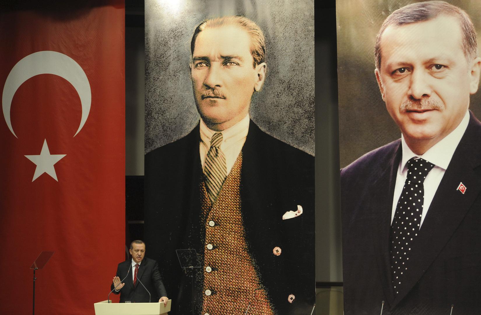 أردوغان وسر الاستشهاد بكمال أتاتورك في التمهيد للتدخل بليبيا!
