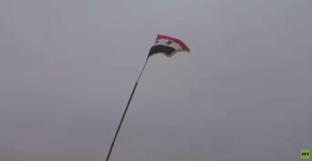 الجيش السوري يسيطر على مناطق بريف إدلب