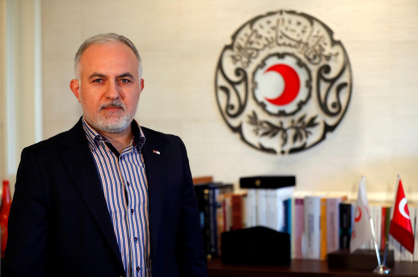 الهلال الأحمر التركي يعتزم فتح ممثلية له في ليبيا