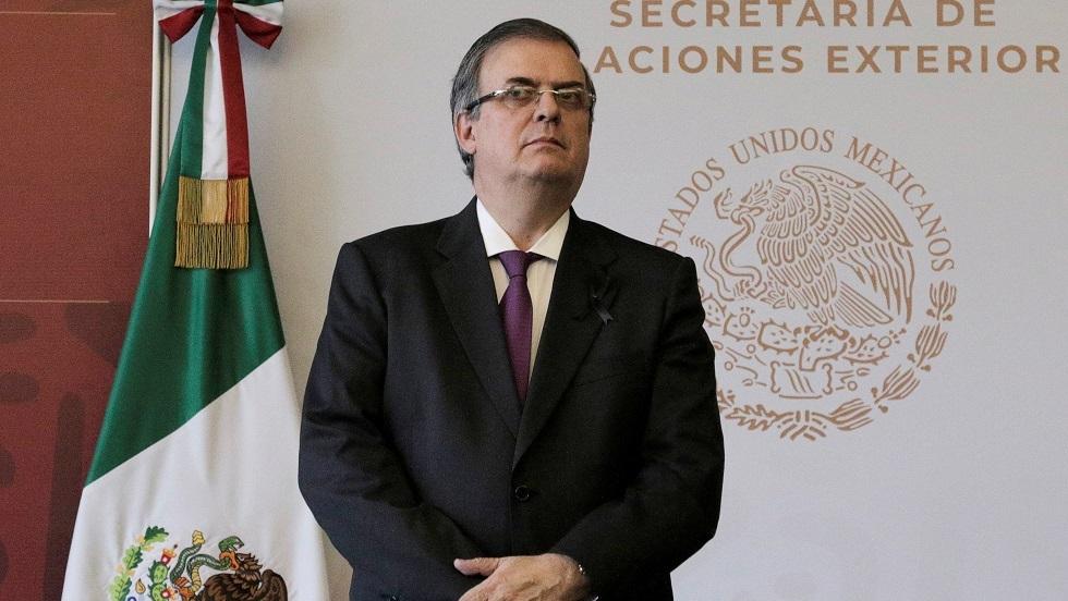 وزير الخارجية المكسيكي مارسيلو إبرارد