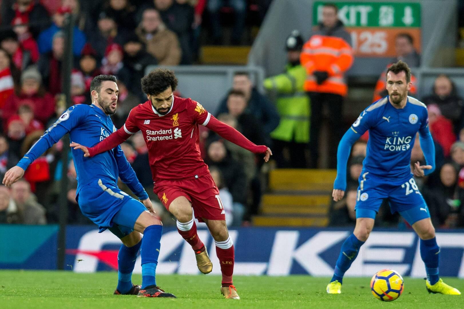 ليفربول في مواجهة محفوفة بالمخاطر أمام