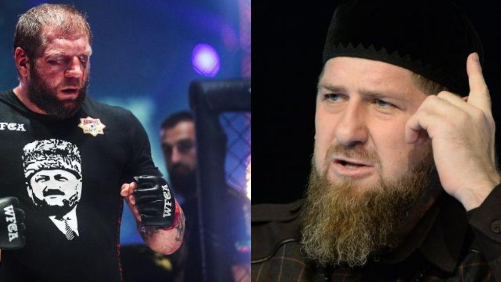 المقاتل ألكسندر يميليانينكو يرد على تحدي رئيس الشيشان قديروف (فيديو)