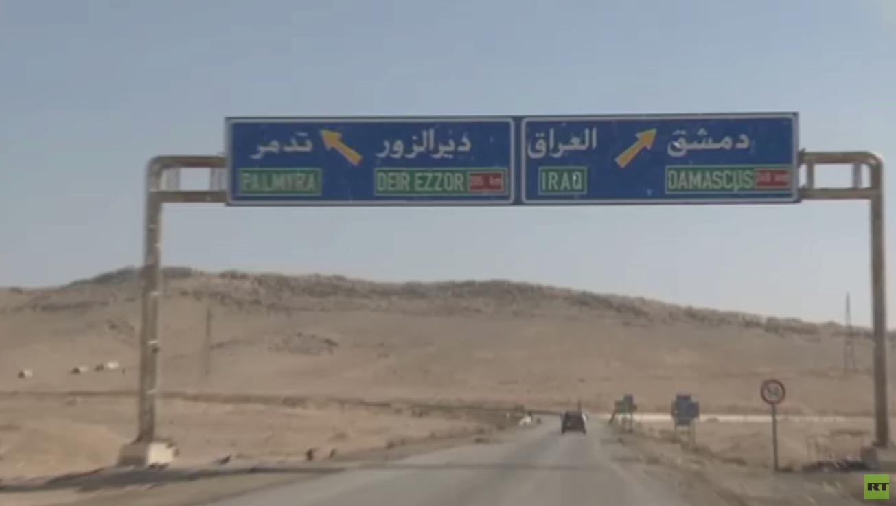 الجيش السـوري يتصـدى لهجـوم نفذه مسلحو داعش في مناطق بريف دير الزور