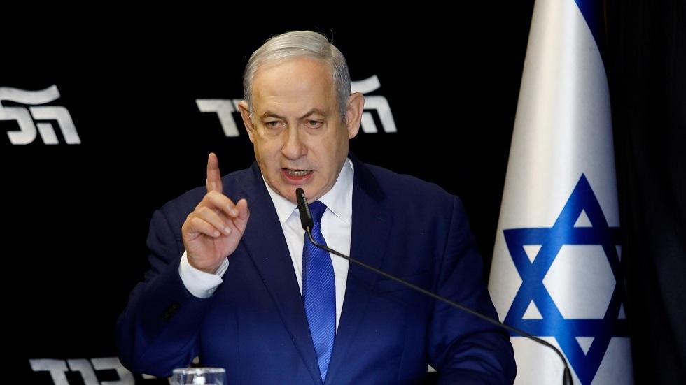 رئيس الوزراء الإسرائيلي/ بنيامين نتنياهو