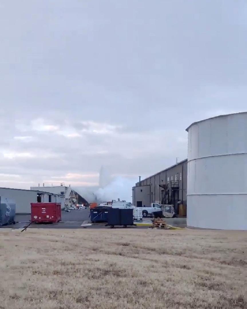 الولايات المتحدة.. إصابة أكثر من 12 شخصا في انفجار بمصنع طائرات بولاية كانساس
