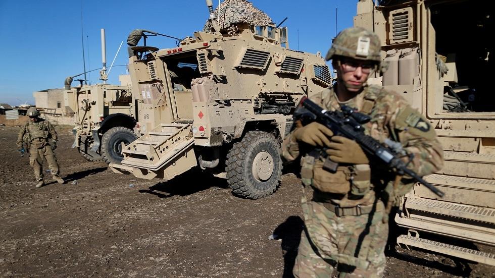 مقتل أمريكي في هجوم صاروخي على قاعدة عسكرية قرب كركوك في العراق