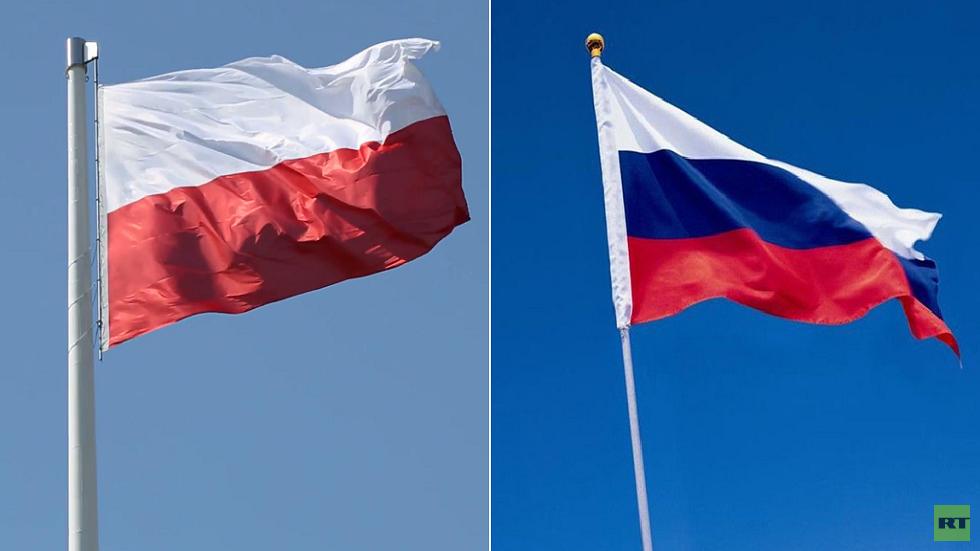 العلمان الروسي والبولندي