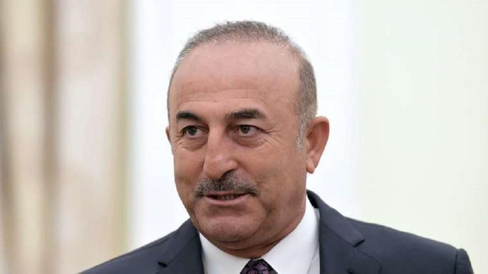تشاووش أوغلو: هناك من يريد تحويل ليبيا إلى سوريا أخرى ولو تحقق هذا سيأتي الدور على دول المنطقة
