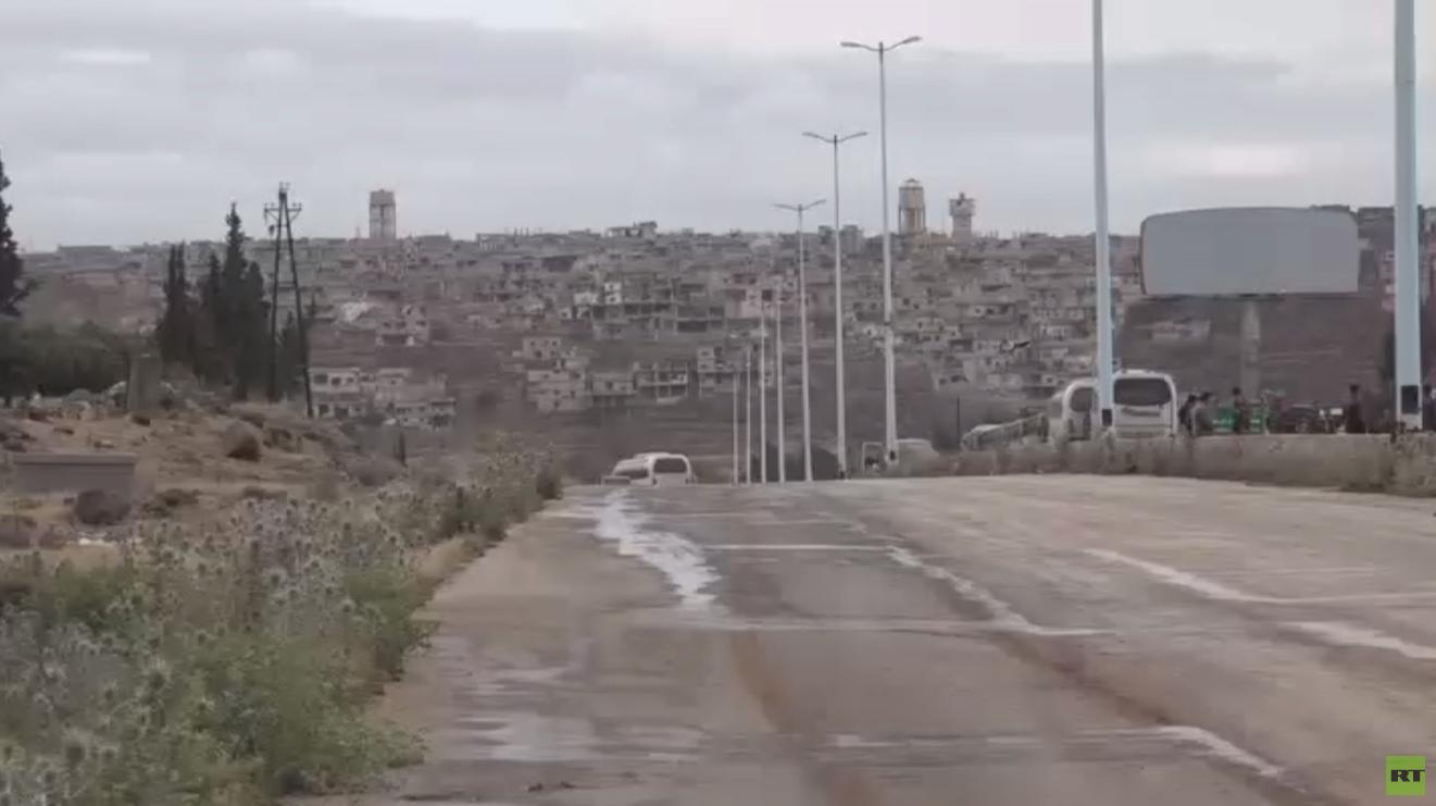 الجيش السوري يسعى لإكمال سيطرته على طريق M5