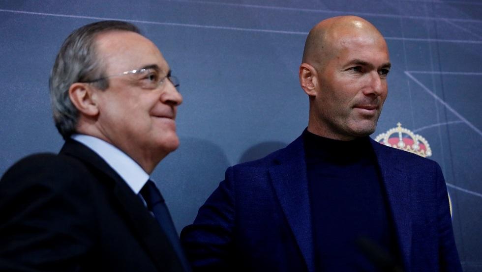 تقرير.. إدارة ريال مدريد ترفض طلب زيدان بضم بوغبا