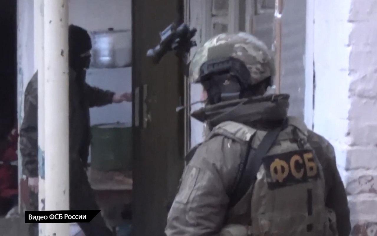 الأمن الروسي يعتقل مواطنيين روسيين كانا يعدان لعمل إرهابي في بطرسبورغ تزامنا مع أعياد رأس السنة