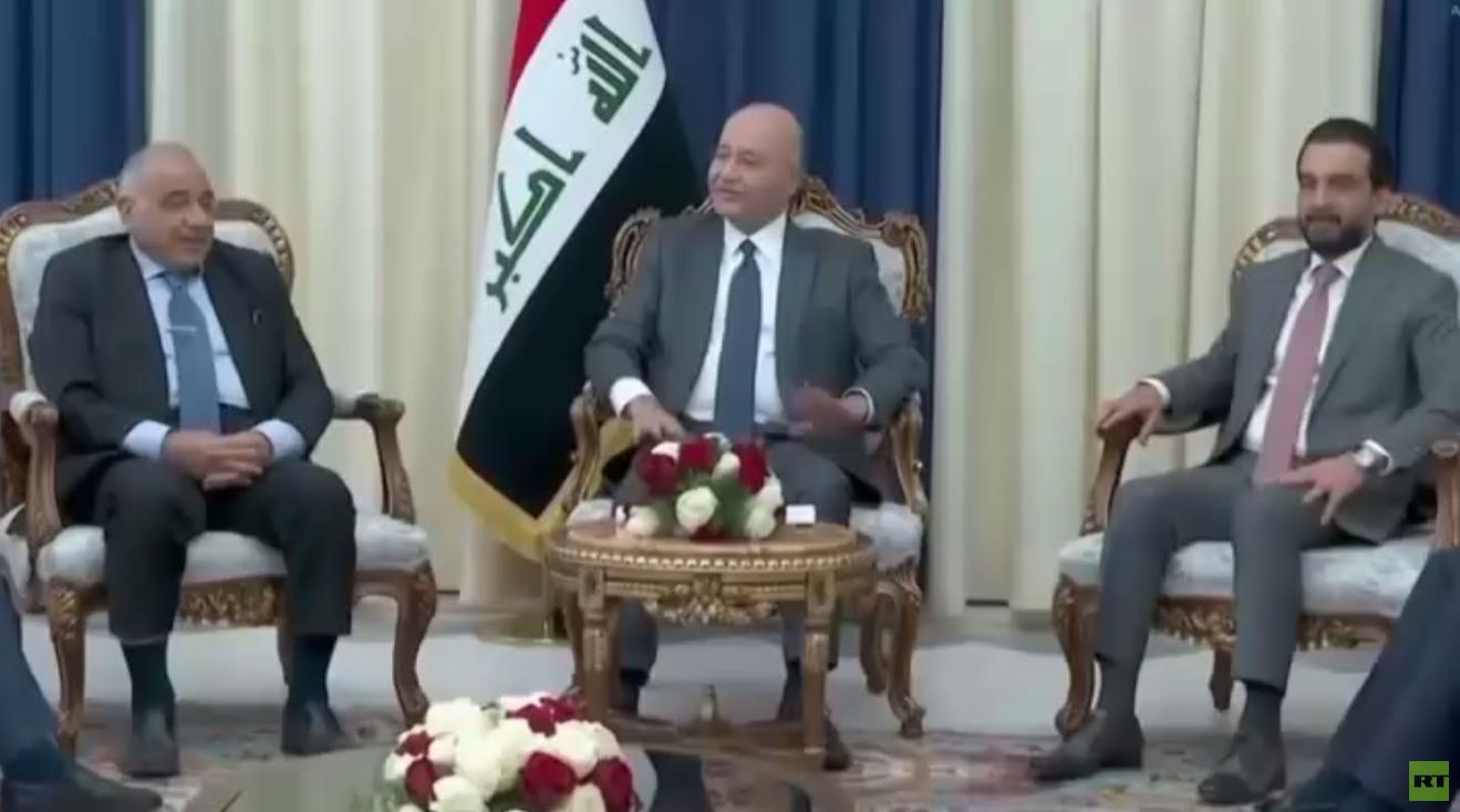 صالح: لا بد من احترام مطالب الشعب بالإصلاح