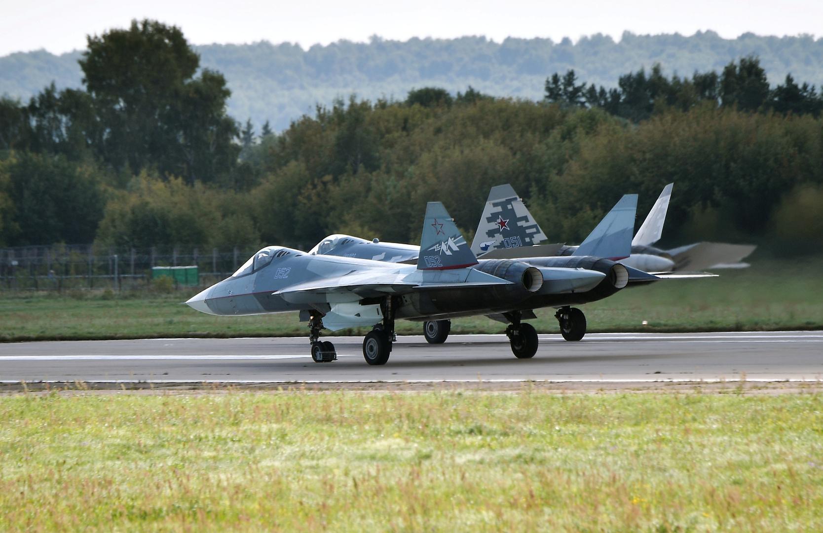 روسيا تطور أسلحة لمقاتلات الجيل الخامس