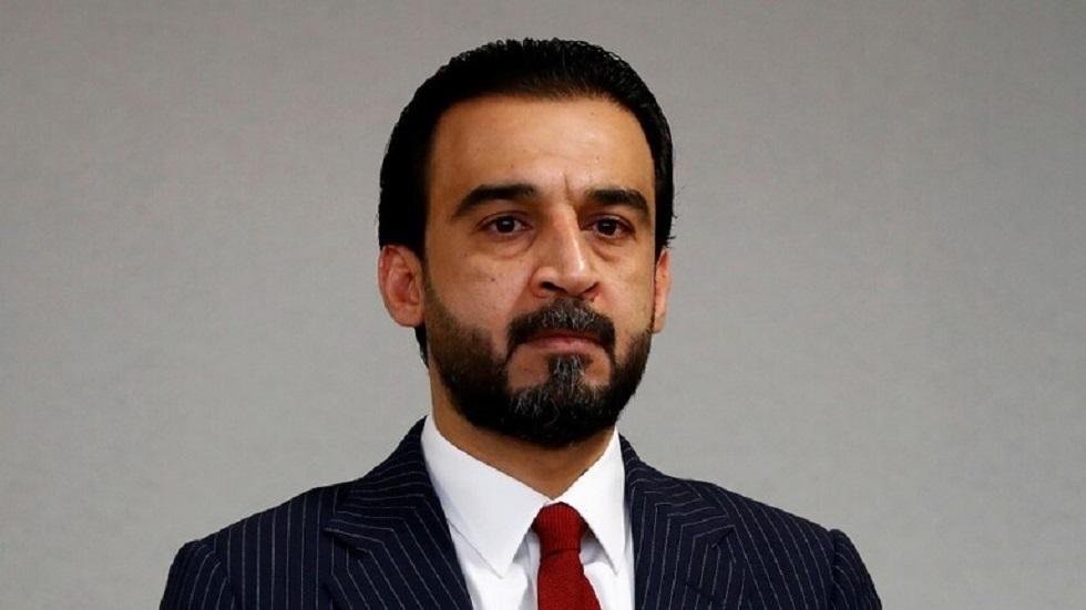 رئيس مجلس النواب العراقي- محمد الحلبوسي